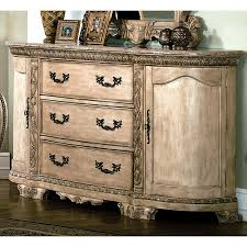 white washed wood dresser. Wonderful Washed Cannes Whitewash Wood Dresser With Marble Top In White Washed A