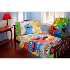 elmo twin sheet set sesame street scribbles 4 piece toddler bedding set 36 97 baby