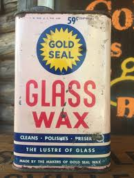 gold seal glass wax designs