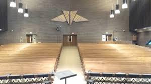 premier led lighting solutions. par38 led lamps installed at a church premier led lighting solutions l