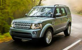 2014 Land Rover LR4 - Overview - CarGurus