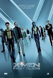 the x men and the fire club walk towards the viewer from left to