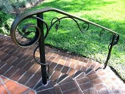 outdoor metal stair railing. Outdoor Iron Stair Railing Provides Us With Up To Date Graphics Of High Resolution Metal . M