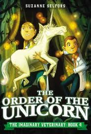 the order of the unicorn the imaginary veterinary 4