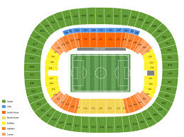 Ekaterinburg Arena Seating Chart Sports Simplyitickets
