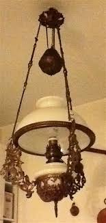 oil lamplate 19th century lamps and chandeliers