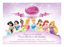 Disney Princess Birthday Invitations Lijicinu Cf58e6f9eba6