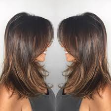 Cute Easy Hairstyles For Shoulder Length Layered Hair Hairstyles