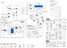 yst ms yst msd yamaha computer speaker system circuit schematic diagram wiring