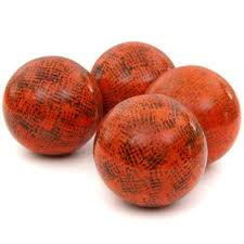 Orange Decorative Balls Orange Decorative Balls Wayfair 3