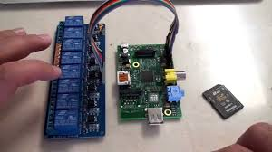 raspberry pi 8 channel relay step by step software examples raspberry pi 8 channel relay step by step software examples for automation