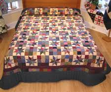 Village Quilts - Bed Quilts | Kitchen Kettle Village | Intercourse, Pa & Star and Nine Quilt Adamdwight.com