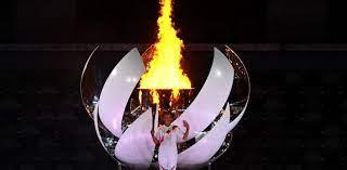 أولمبياد طوكيو: ناومي أوساكا توقد المرجل - الرياضي - أولمبياد طوكيو - البيان