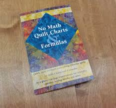 No Math Quilt Charts Formulas Booklet 16 Quilt Charts And Formulas