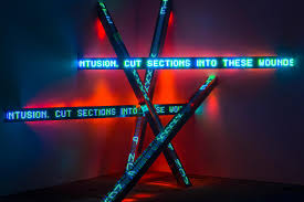 Custom Word Lights 13 Artists Who Highlight The Power Of Words Artsy