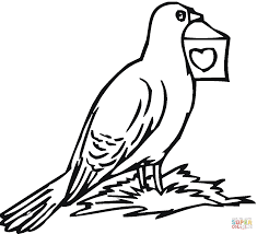 Small Picture Pigeon 10 coloring page Free Printable Coloring Pages
