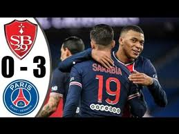 The competition is made up of 20 teams. Ft Brest Vs Psg 0 3 All Goals Extended Highlights French Cup 2021 Youtube