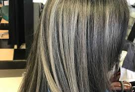 who said gray hair can t be beautiful photo courtesy of the color lounge