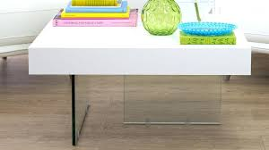 white oak coffee table glass and white oak coffee end table