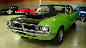 1970 dodge demon black. Interesting Demon 1970 Dodge Dart 340 V8 Sublime Green  11 Second StreetStrip Car YouTube For Demon Black