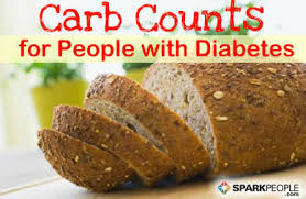 Carb Points Chart Carbohydrate Counting Chart For People With Diabetes
