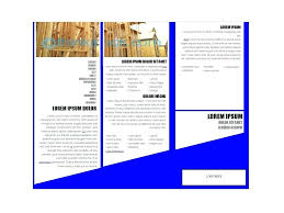 Pamphlet Template For Word 2007 Travel Brochure Template Word Vacation Publisher Printable Design