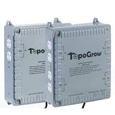 Green Light Trigger High Power Topolite High Power Hid 4 8 Outlet Light Controller 4000w 8000w 120 240v