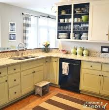 painting kitchen cabinets before after paint kitchen cabinets with chalk paint chalk paint kitchen cabinets kitchen repaint kitchen cabinets black