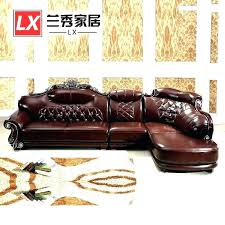 western leather sofa s sleeper cowboy furniture whole