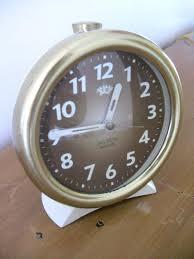 big ben wind up alarm clock vintage mid century modern big wind up alarm clock big