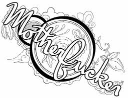 Small Picture 67 best curse word coloring pages images on Pinterest Coloring