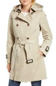 Womens London Fog Trench Coats Nordstrom