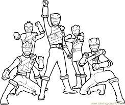Small Picture Power Rangers Coloring Pages Online Good Power Rangers Coloring