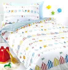 fashionable girls nautical bedding image is loading boys girls nautical yellow red amp blue stripe bed
