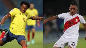 Colombia vs. Peru - Football Match Report - July 10, 2021 - Opera News