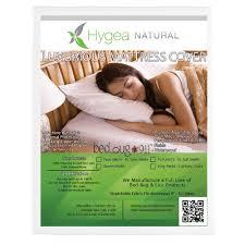 Hygea Natural Hygea Natural Bed Bug Mattress Cover or Box Spring ...
