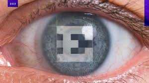 California Dmv Eye Chart The Hidden Math Behind Your Dmvs Eye Test The Verge
