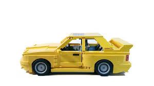 Sport Series bmw e30 m3 : BMW M3 Lego Ideas Proposal   Motor1.com Photos