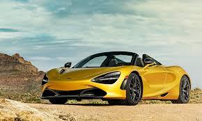 TEST DRIVE: McLaren 720S Spider – Sportscar365