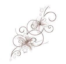 tribal tattoos for women lily tattoo design and best lily