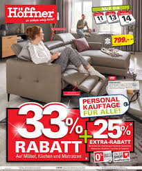 Höffner Aktuelles Prospekt 852019 1452019 Rabatt