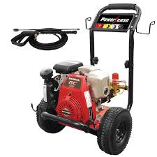 Powerease By Be Honda Powered 2700 Psi Gas Powered Pressure Washer