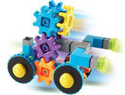 Đồ chơi bánh răng thông minh MBLOCK KOBORO – MBLOCK GEAR ROBOT(LER9232) -  Lắp ghép, Xếp hình Hãng 2Nature