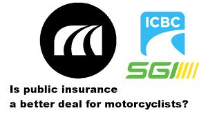 Sgi Motorcycle Insurance Rates Chart Public Vs Private Motorcycle Insurance Whos Paying More