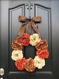 thanksgiving front door decorationsBest 25 Thanksgiving door decorations ideas on Pinterest  Door