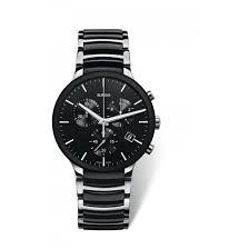 centrix xl men s chronograph black ceramic bracelet watch rado centrix xl men s chronograph black ceramic bracelet watch