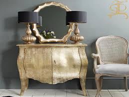 gold painted furnitureThe Gold Leaf Decor  Furniture  Gold  Copper  Silver  Gilding