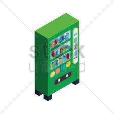 Jamaican Cartoon Vending Machine Enchanting Vending Machine Vector Image 48 StockUnlimited