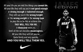 Lebron Quotes Inspiring Wallpapers ...