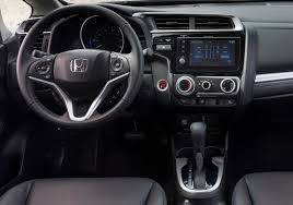 2018 honda fit interior.  2018 both ex trims have honda sensing suite as standard with 42 inches tft  display 2018 fit throughout honda fit interior